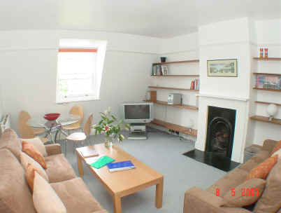 Two bedroom self catering accommodation in London